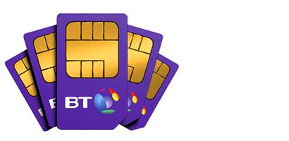 BT Mobile SIM card