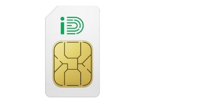 iD Mobile SIM card