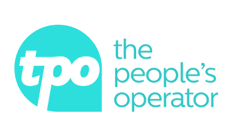 The People's Operator logo