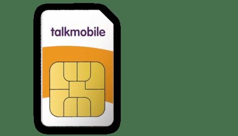 Talkmobile SIM card