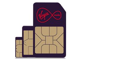 Virgin Mobile SIM card