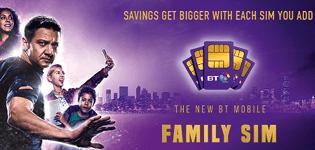 BT's Family SIM