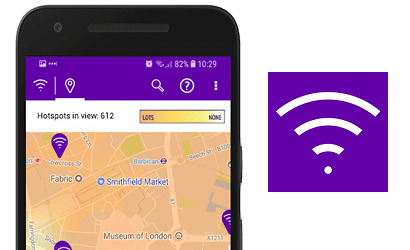 Free WiFi on BT Mobile