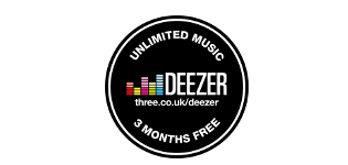 Free Deezer on Three