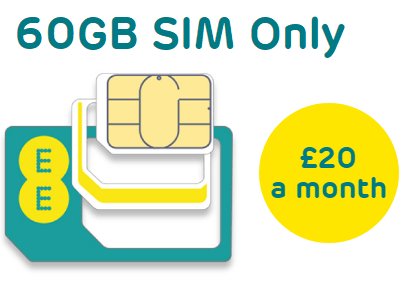 EE's 60GB deal