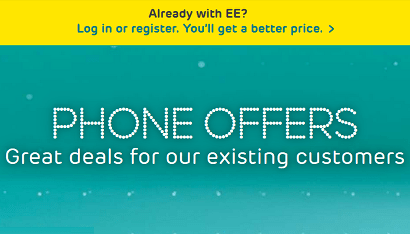 EE family discounts