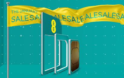 EE January Sale 2020