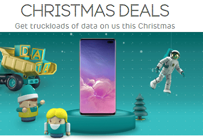 EE Christmas offers