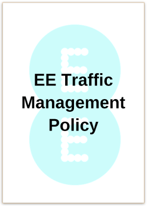 EE traffic management policy