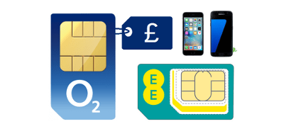 Compare EE and O2 deals