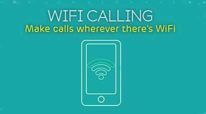 EE WiFi calling