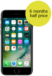 BT Mobile 6 months half price