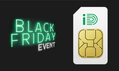 iD Mobile Black Friday SIM