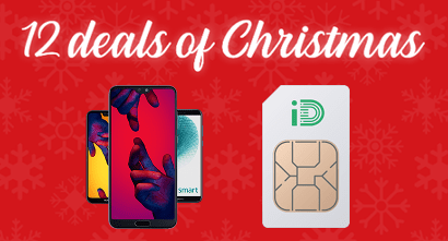 iD Mobile's Christmas deals