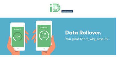 id Mobile data rollover plans