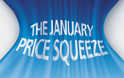 O2 January Price Squeeze banner