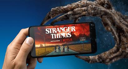 Free Netflix on O2