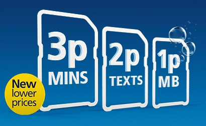 O2's classic pay as you go plan