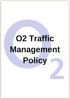 O2 traffic management policy