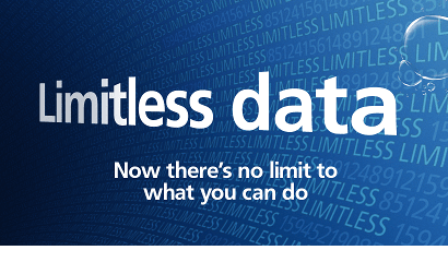 O2 Limitless data banner