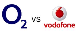 O2 vs Vodafone