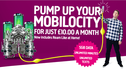 Black Friday on Plusnet Mobile