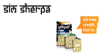 Free credit on giffgaff