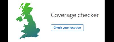 Sky Mobile coverage checker
