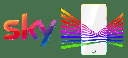 Sky Mobile information