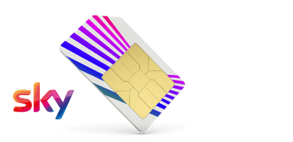 Sky Mobile SIM only deals