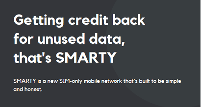SMARTY unused data payback