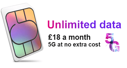 Three's hidden unlimited data deal