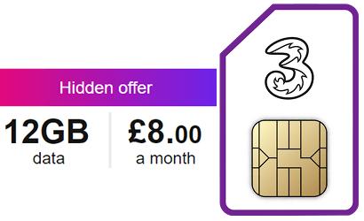 Three hidden 12GB deal