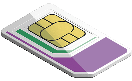 Three SIM card