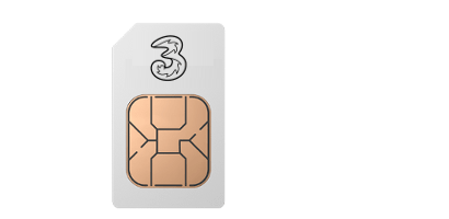 Three SIM card