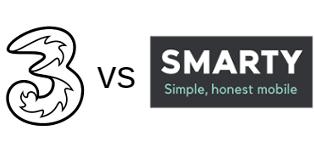 Three vs SMARTY