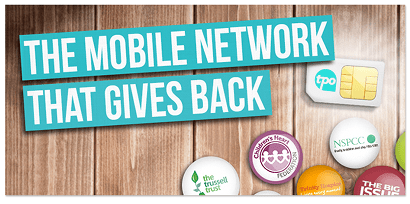 TPO Mobile charitable cause