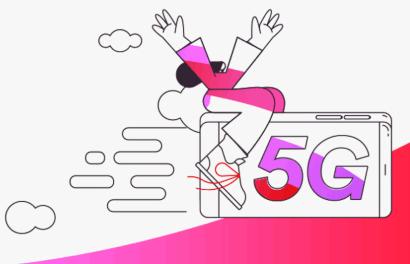 5G data on Virgin Mobile
