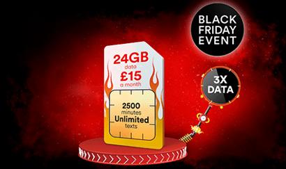 Virgin Mobile flash sale SIM