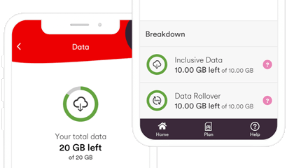 Virgin Mobile data rollover scheme
