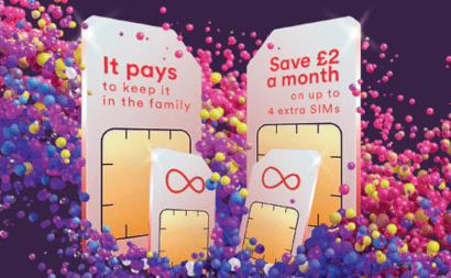Virgin Mobile Family SIM cards