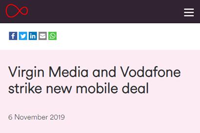 Virgin Mobile press release