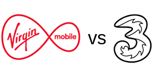 Virgin Mobile vs EE