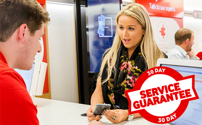 Vodafone 30 day service guarantee