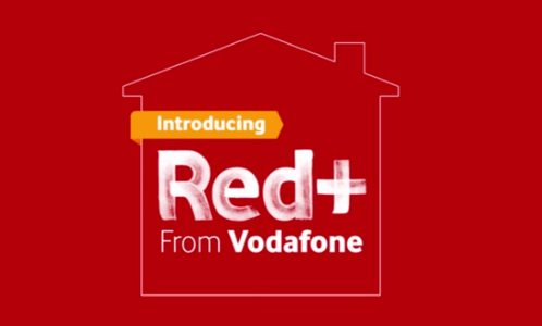 Vodafone Red+ sharer plans