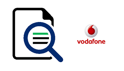 Traffic management on Vodafone