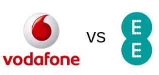 EE vs Vodafone