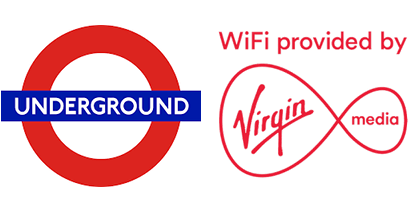 Vodafone free WiFi on the Underground