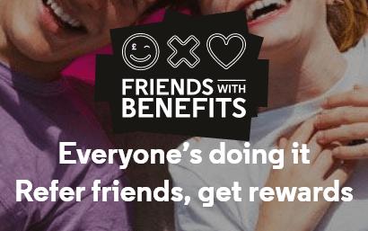 VOXI's refer a friend scheme