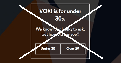 VOXI review 2019: great network & benefits, now with no age limit